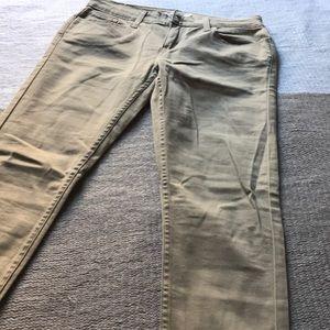 Levi super skinny pants